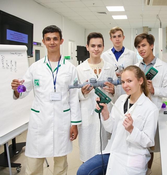 Nanocamp (естественнонаучная программа для детей младшего школьного возраста) (7-11 лет) (6 дней)