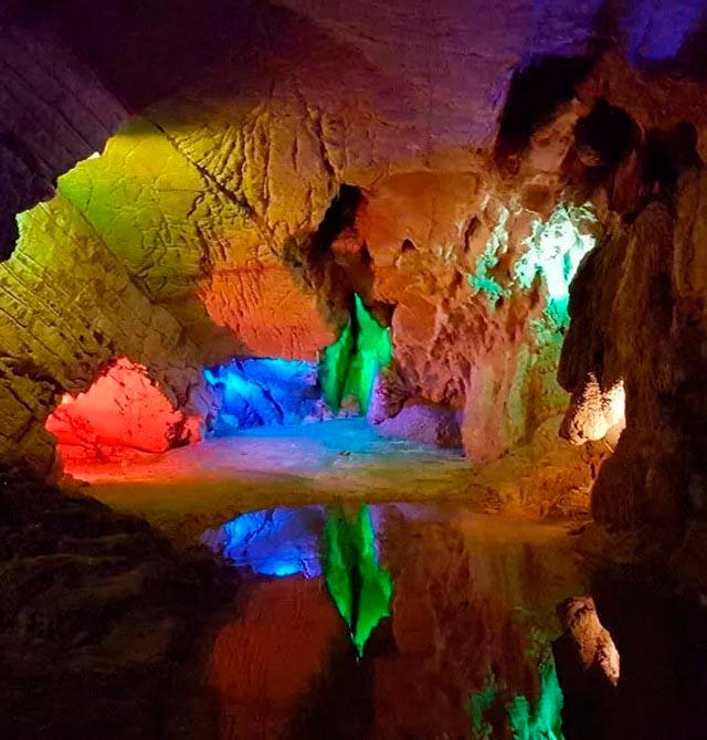 Воронцовская пещера — подземный лабиринт эпохи палеолита