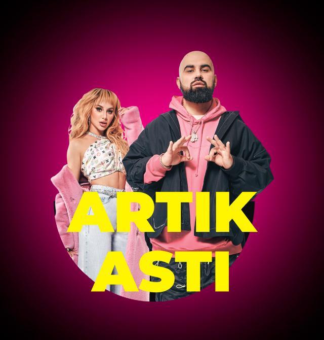 Сольный концерт Artik & Asti (Артик и Асти)