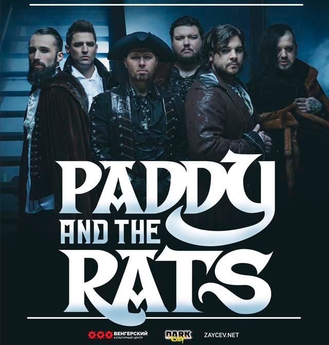 Венгерские пираты Paddy and the Rats вновь возьмут на абордаж!