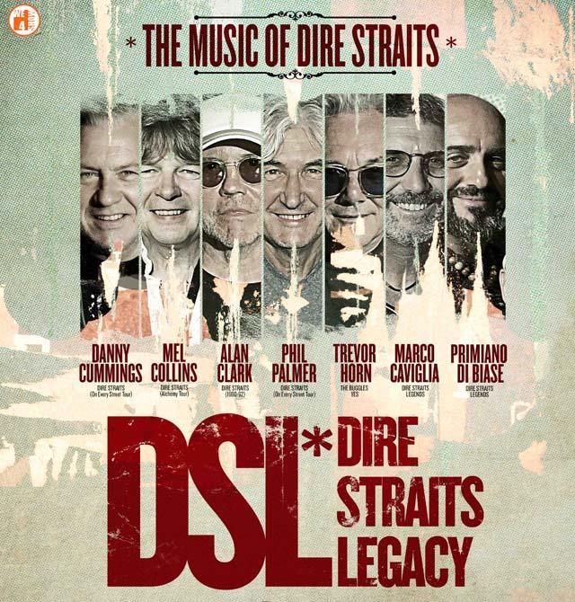 Музыка Dire Straits в исполнении оригинальных участников группы