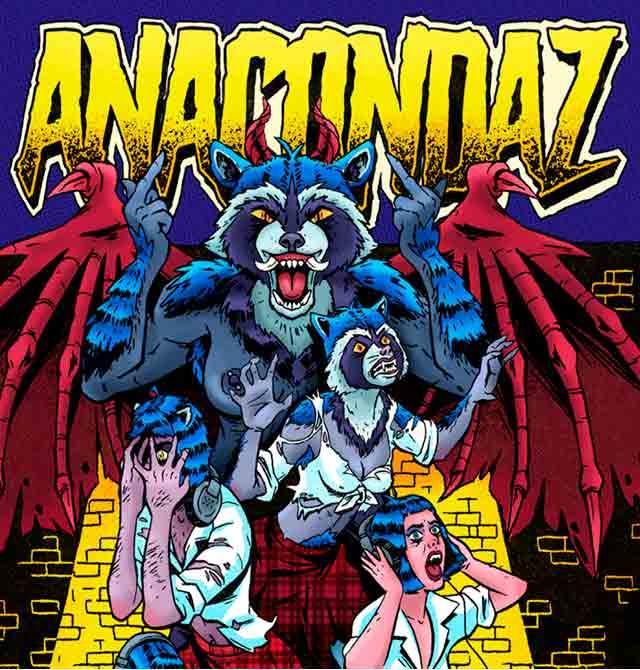 Группа Anacondaz