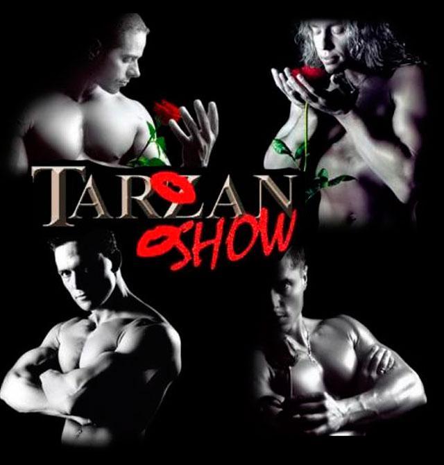Мега-шоу под названием Tarzan Show