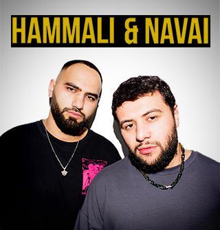 HammAli & Navai в Роза Холл