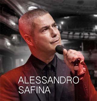ALESSANDRO SAFINA в сопровождении симфонического оркестра