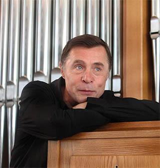 Мартовский органный альбом. Михаил Павалий