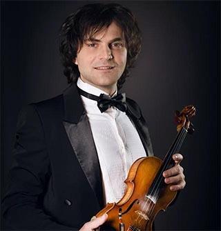 Концерт Самвела Айрапетяна и симфонического оркестра «Rocksoul» в Краснодаре