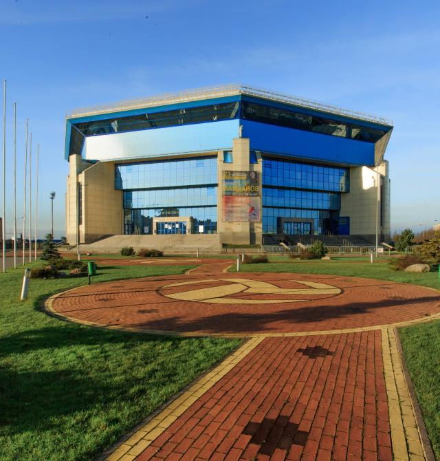 Дворец спорта «Янтарный»