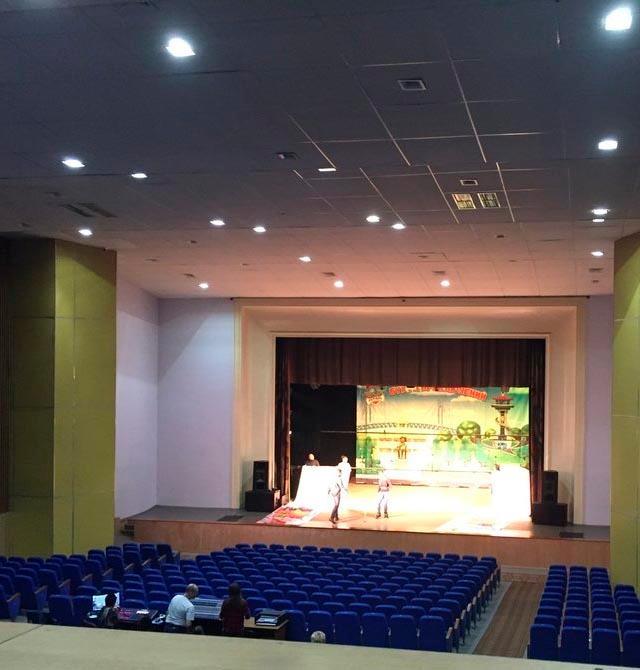 Театр металлургов