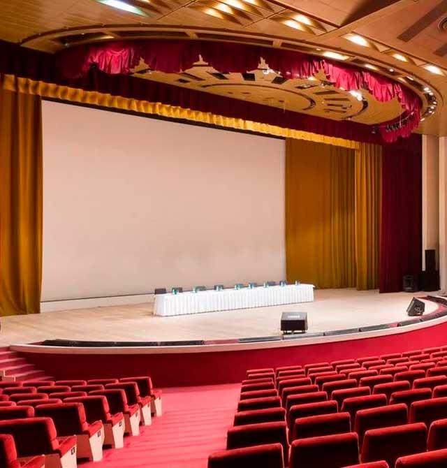 Концертный зал «Чаплин Hall»
