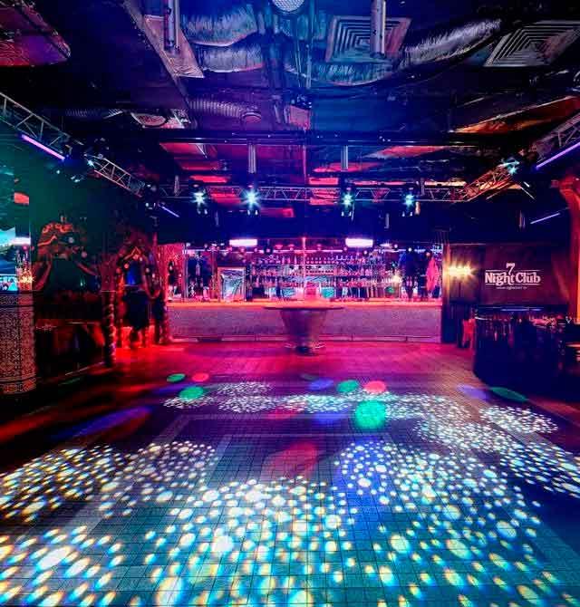 Ночной клуб М5