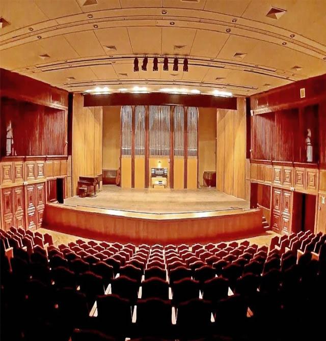 Зал органной и камерной музыки