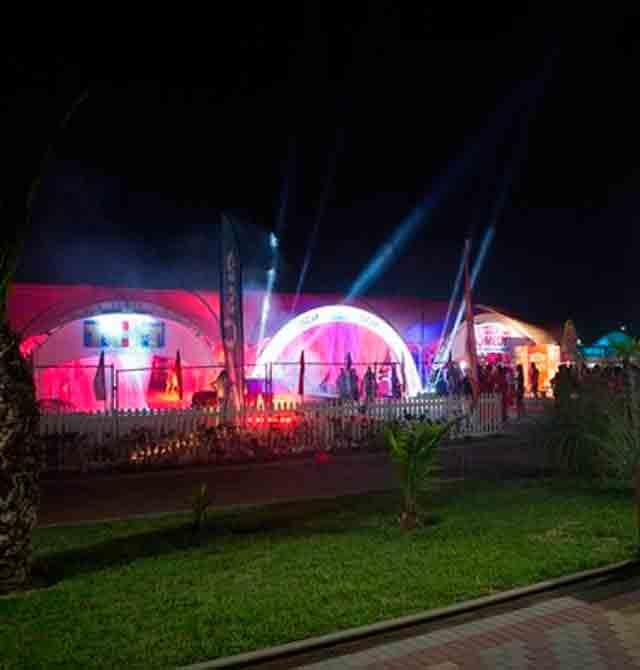 Oscar Event Hall